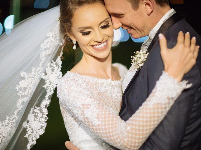 O casamento de Jessica e Murilo