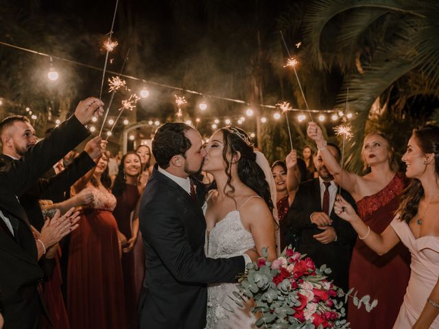 O casamento de Bruna e Ademar