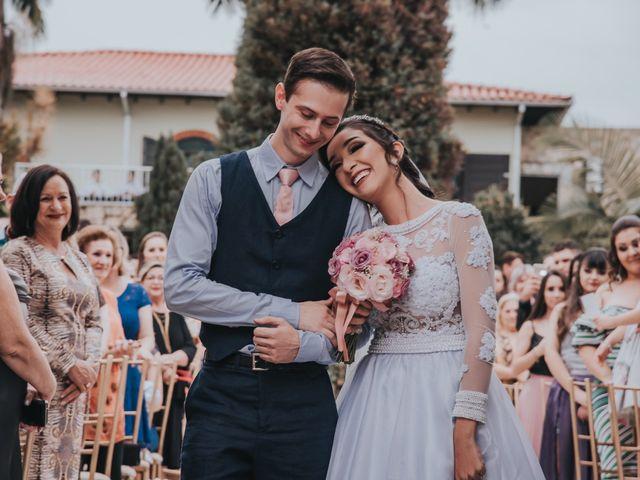 O casamento de Tamara e Lucas