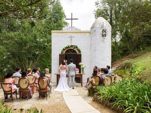 O casamento de Daniela e José Rodrigo