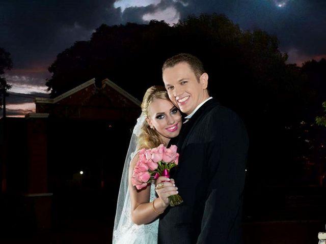 O casamento de Suelin e Valter