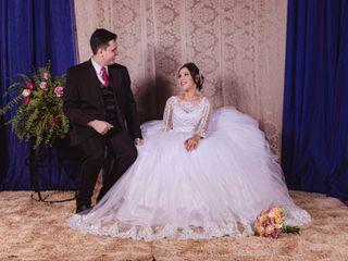 O casamento de Naiane e Bruno