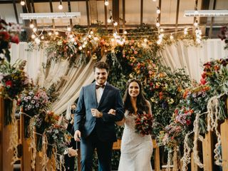 O casamento de Letícia e Mateus