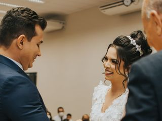 O casamento de Steffany e Murylo 2