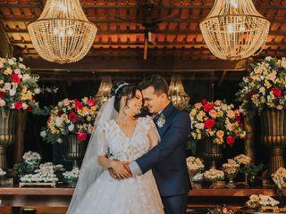 O casamento de Steffany e Murylo