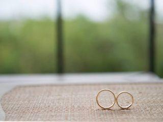 O casamento de Fernanda  e Eric 1