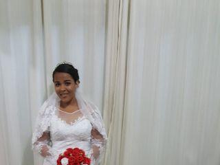 O casamento de Ana Cláudia  e Idael 1