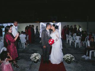 O casamento de Ana Cláudia  e Idael