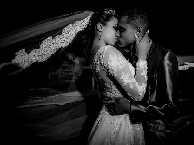 O casamento de Quézia e Allan