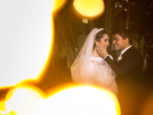 O casamento de Lorena e Breno