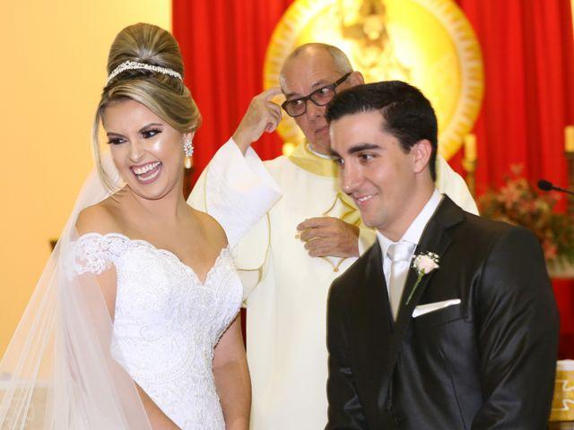 O casamento de Carolina e Evandro