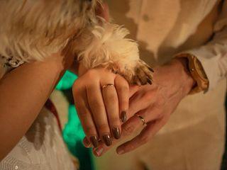 O casamento de Louisy e Oliver 1