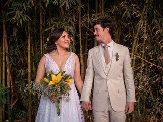 O casamento de Louisy e Oliver