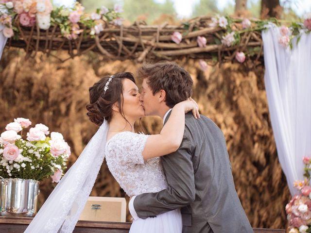 O casamento de Mariana e Maikon