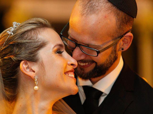 O casamento de Deborah e Rogério