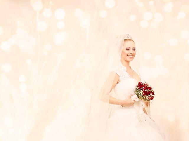 O casamento de Renata e Edmar