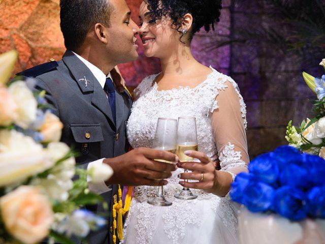 O casamento de Camila e Everton