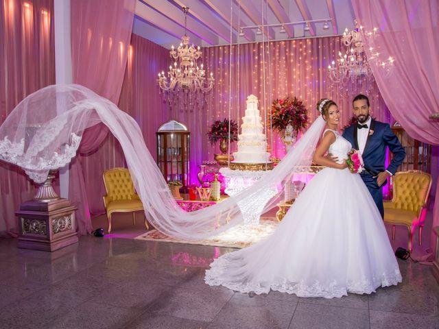O casamento de Anielle e Will