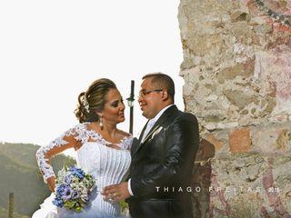 O casamento de Fabiana  e Angelo  1