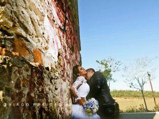 O casamento de Fabiana  e Angelo