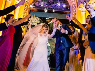 O casamento de Ana Helena e Bruno