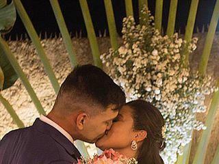 O casamento de Roberto e Camila