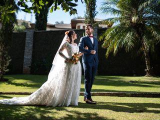 O casamento de Bruna e Pedro