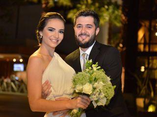 O casamento de Paula e Danilo