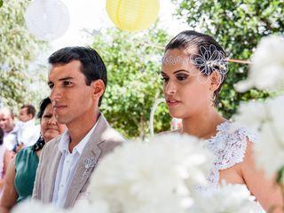 O casamento de Penelope e Euller