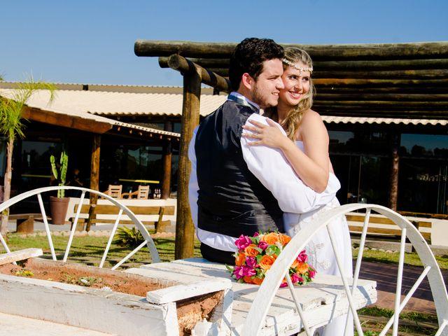 O casamento de Deborah e Marcelo