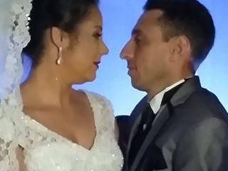 O casamento de Ariane e Eder 1