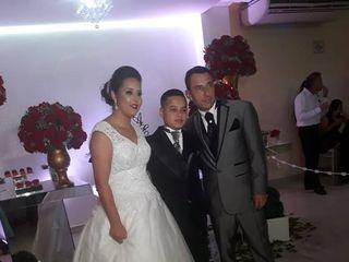 O casamento de Ariane e Eder 2