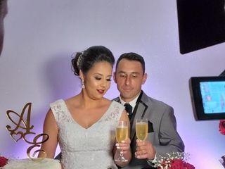 O casamento de Ariane e Eder 3