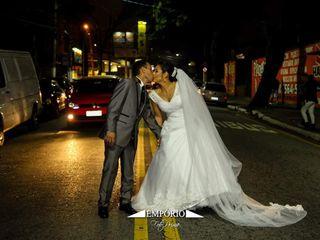 O casamento de Ariane e Eder