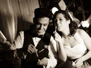 O casamento de Tamíris e Wesley