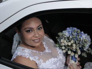 O casamento de Aline e Ivanildo