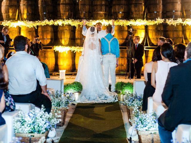 O casamento de Patrícia e Luiz