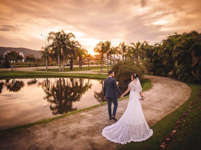 O casamento de Gislane e Thiago