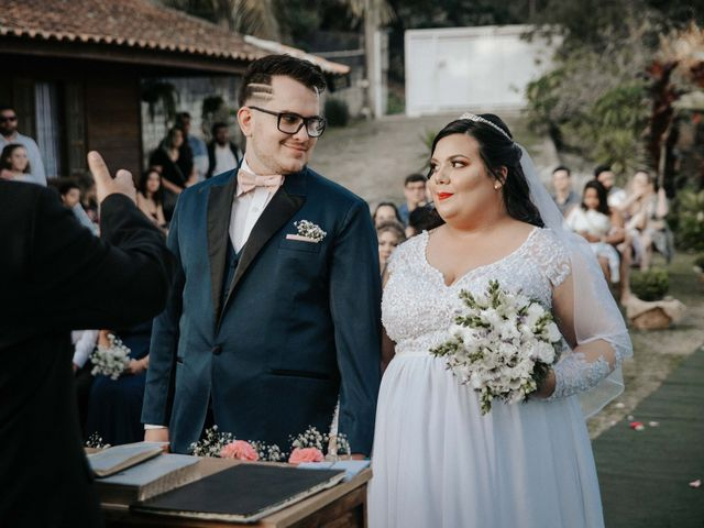 O casamento de Júlia e Gustavo