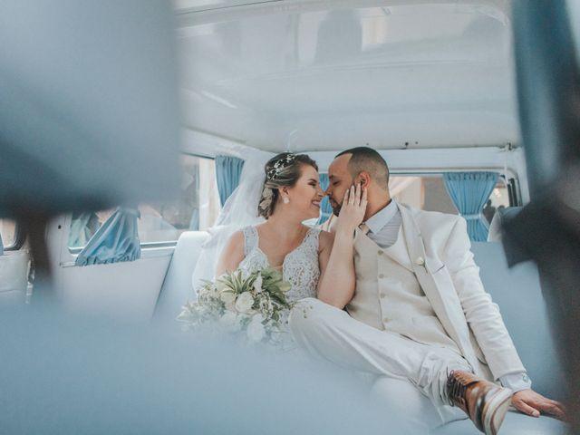 O casamento de Natalia e David