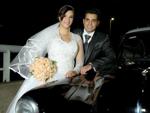 O casamento de Jéssica e Rafael