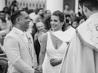 O casamento de Jorge e Adelzira