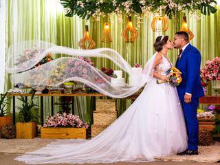 O casamento de Ana Luisa e Wemerson
