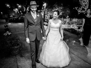 O casamento de Olivia e Fernando