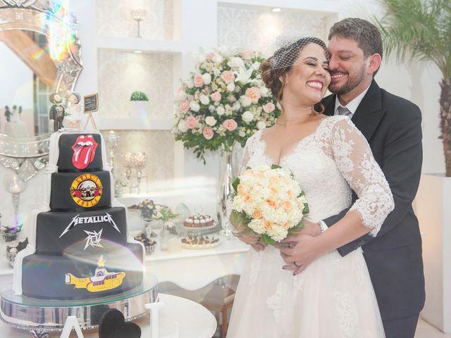 O casamento de Ludmila e Adamo