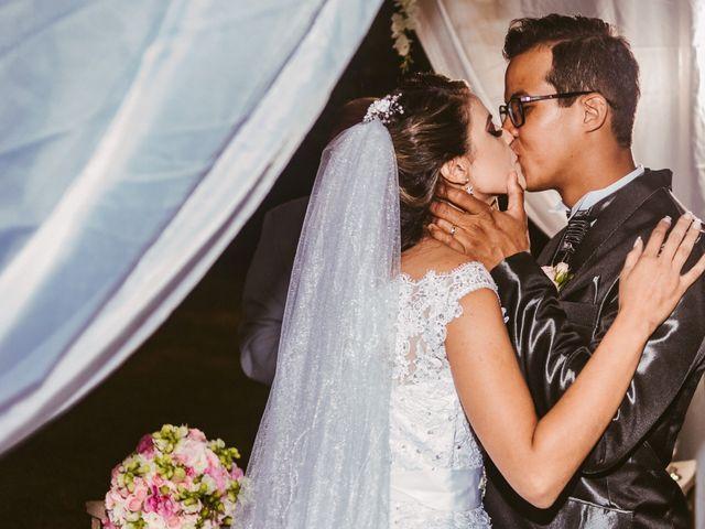 O casamento de Mayara e Luan