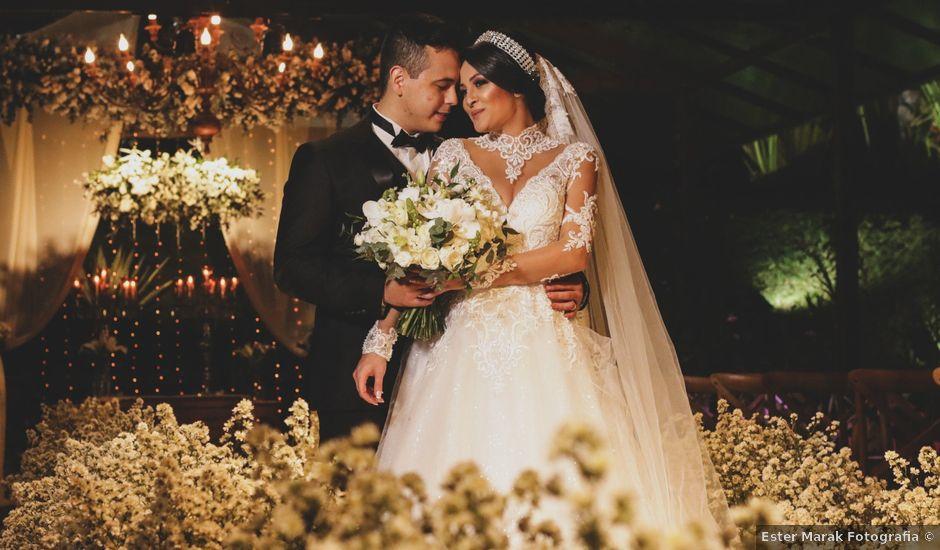O casamento de Jean e Bruna em Rio de Janeiro, Rio de Janeiro