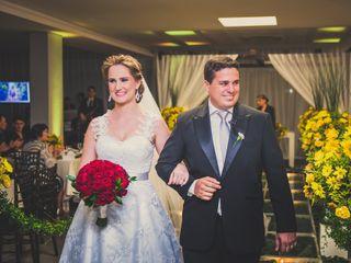 O casamento de Tatiane e Charles