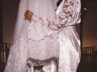 O casamento de Rachel e Isaque 2