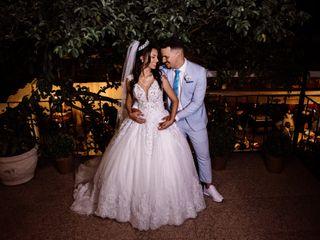 O casamento de Rachel e Isaque